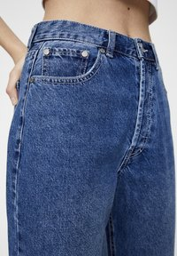PULL&BEAR - Straight leg jeans - light blue - 4