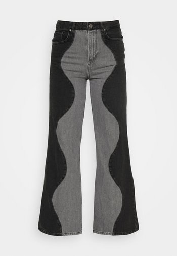 UNDERWORLD - Jeans baggy - charcoal