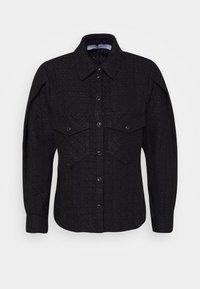 Iro - RAPID - Košile - black/navy - 0