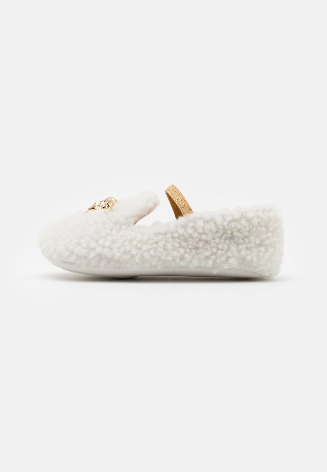 STIVALETTO  - First shoes - offwhite/gold