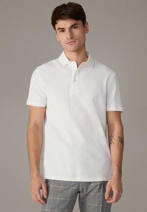 FISHER - Polo shirt - ecru