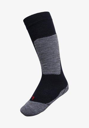 ACTIVE SKI - Knee high socks - marine