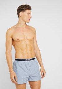 BOSS - 2 PACK - Boxer shorts - light/pastel blue - 1