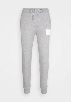 BOX LOGO JOGGER - Trainingsbroek - grey