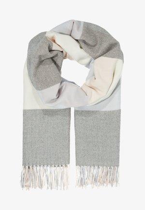 SCARF - Schal - pink grey