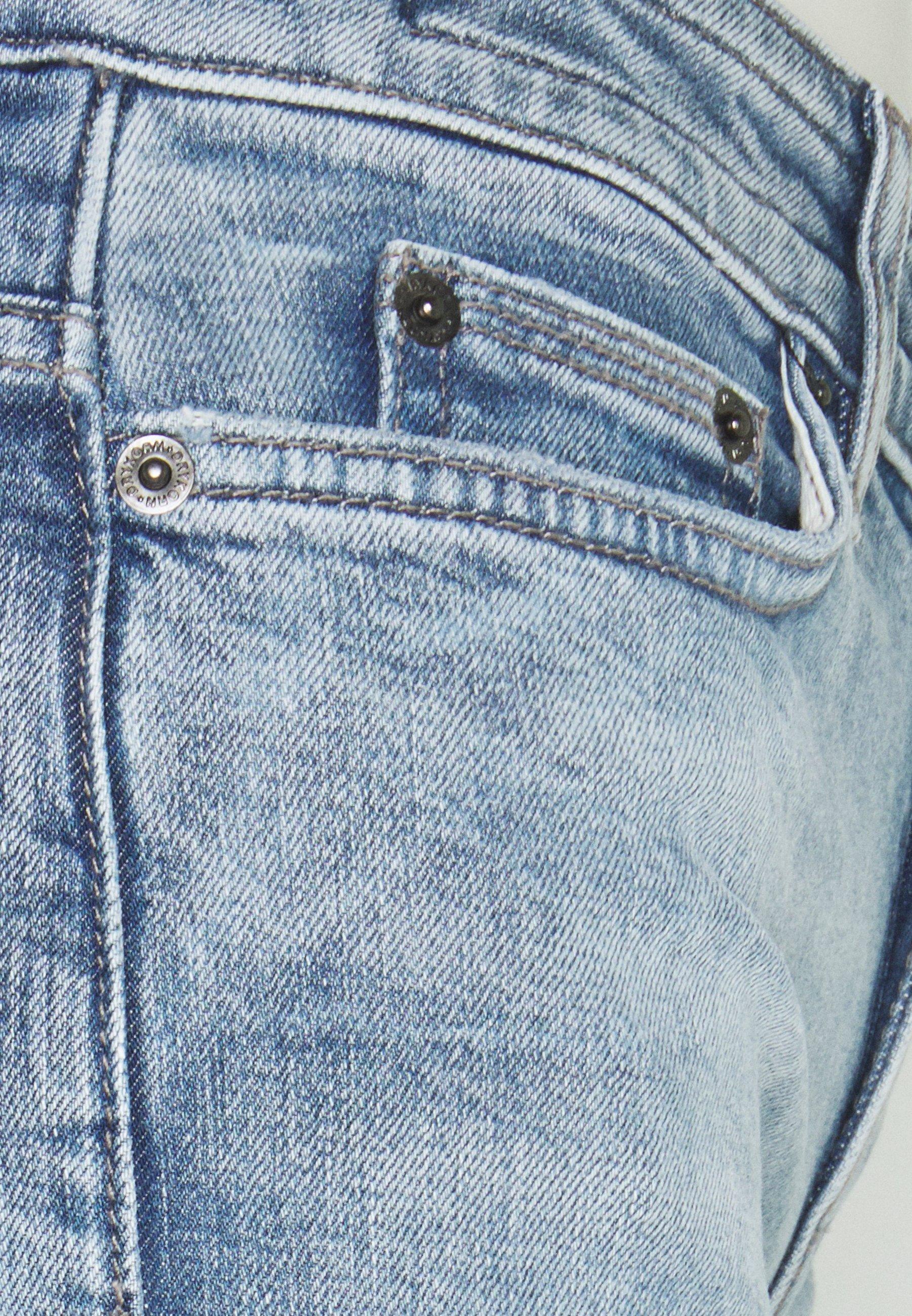 Designer Women's Clothing DRYKORN NEED Jeans Skinny Fit light blue TmufqxCGI