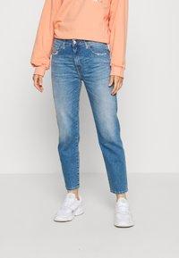 Diesel - D-JOY - Straight leg jeans - light blue - 0