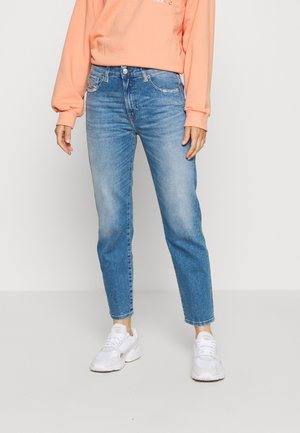D-JOY - Straight leg jeans - light blue