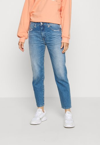 D-JOY - Straight leg jeans - light blue