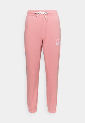 SHINE - Tracksuit bottoms - potpourri pink