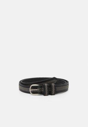 MARLI - Belt - black mix