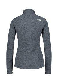 The North Face - Fleece jacket - grau - 3