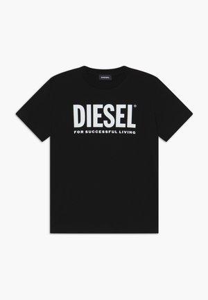 TJUSTLOGO MAGLIETTA - T-shirts print - nero