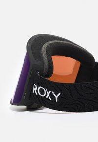 Roxy - STORM WOMEN - Laskettelulasit - true black - 2