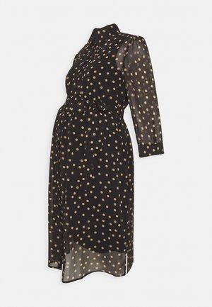 ROSITA - Shirt dress - black