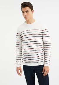 WE Fashion - Sweatshirt - white - 0