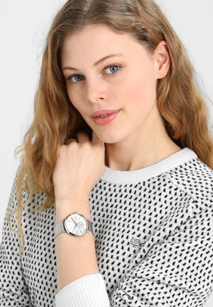PORTIA - Reloj - silver-coloured
