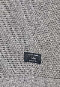 s.Oliver - Jersey de punto - light grey - 5