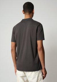 Napapijri - ELLI - Poloshirt - dark grey solid - 1