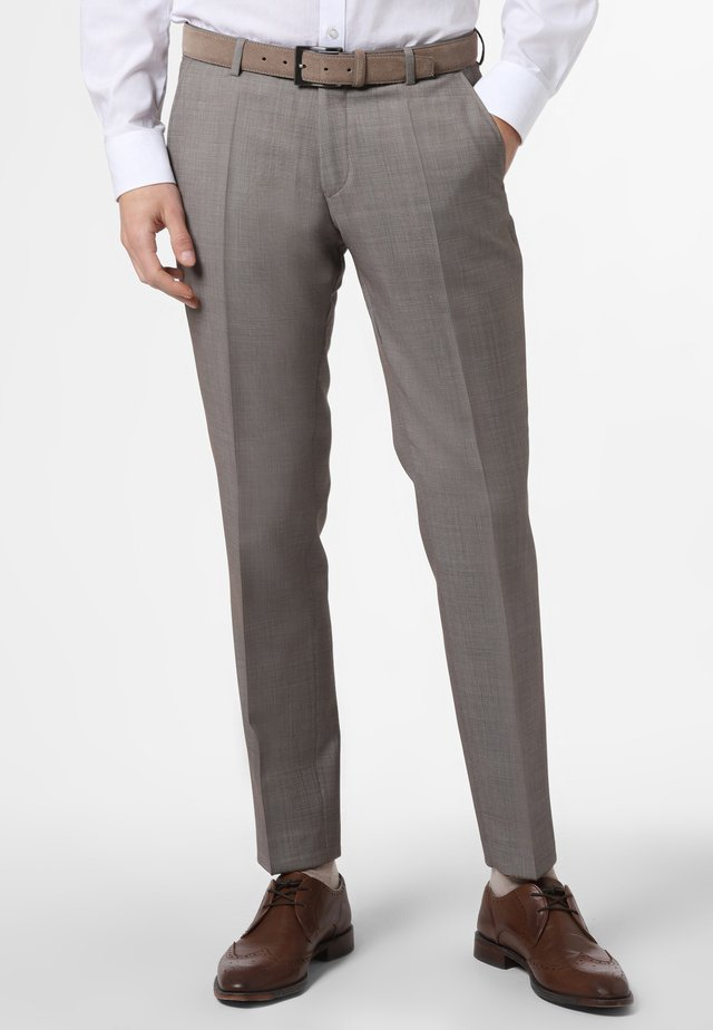 Suit trousers - beige