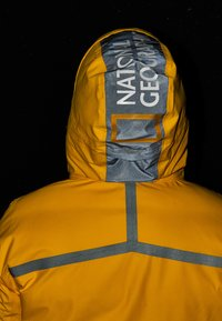 National Geographic - Down jacket - lemon chrome - 5