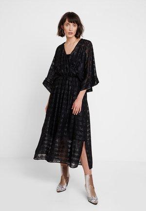 LOLAKB DRESS - Maxi dress - meteorite black