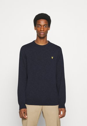Jumper - navy/ jet black