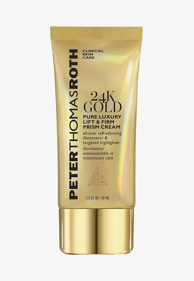 24K GOLD PRISM CREAM - Crema da giorno - -
