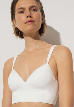 Brassières de sport à maintien normal - white