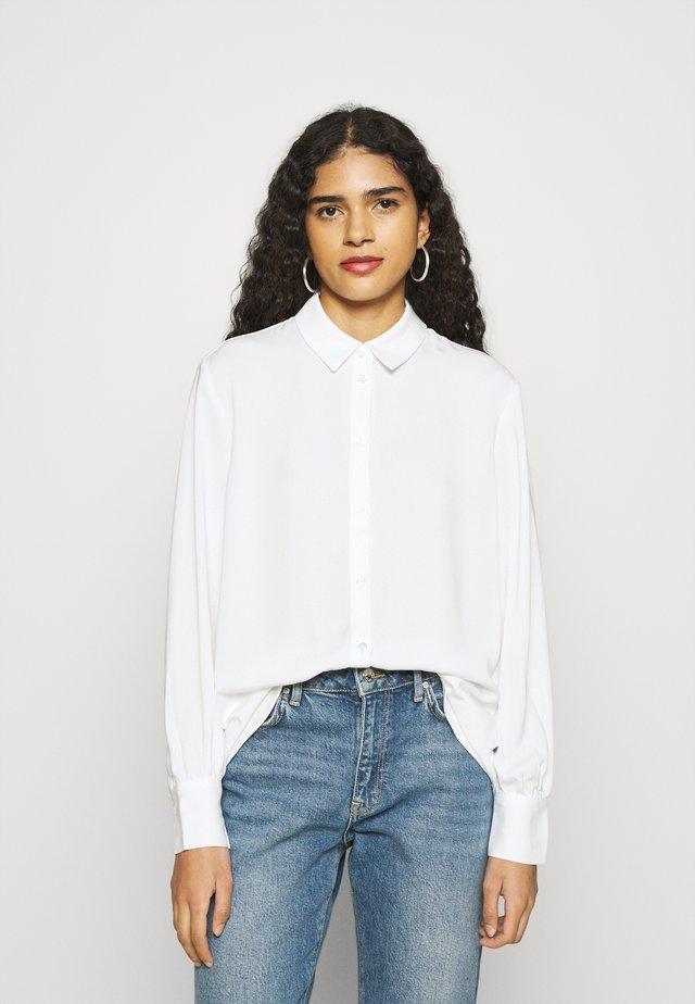 Bluse - off-white