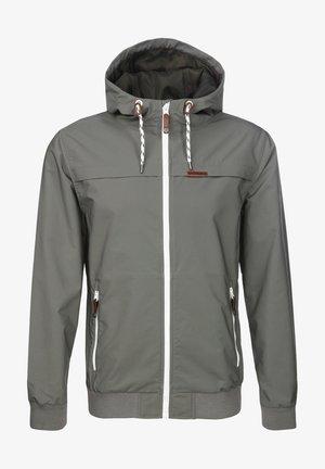 Training jacket - pewter