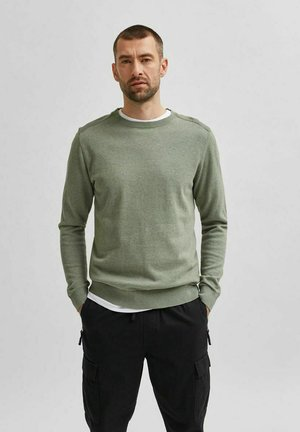 Sweatshirt - aluminum