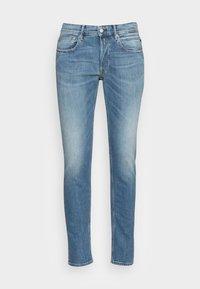WILLBI - Straight leg jeans - blue denim