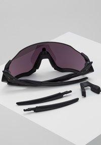 Oakley - FLIGHT JACKET UNISEX - Sportbrille - black - 3