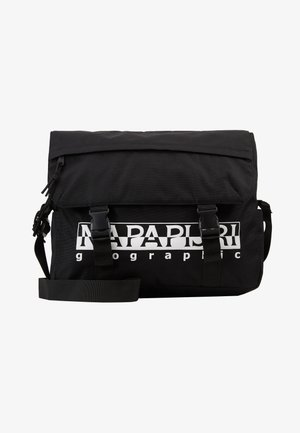 HAPPY MESSENGER  - Borsa a tracolla - black