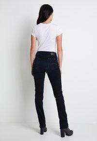 G-Star - NOXER STRAIGHT - Straight leg jeans - worn in blue storm - 3