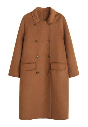 NOELIA - Classic coat - karamel