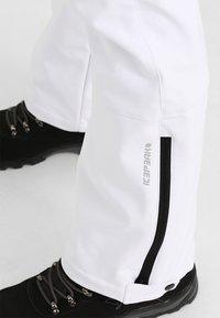 Icepeak - RIKSU - Pantaloni outdoor - white - 4