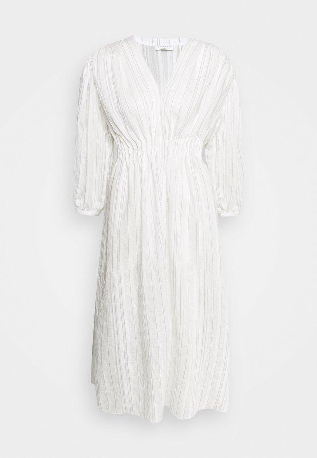 Denní šaty - ecru