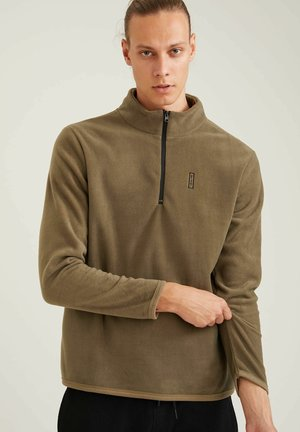 Sweat polaire - khaki