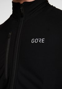 Gore Wear - THERMO  - Fleecová bunda - black - 7