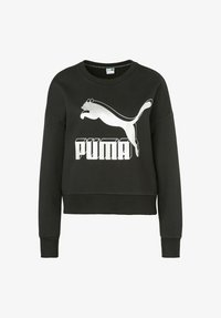 Puma - Sweatshirt - black-metallic silver - 3
