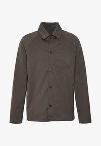 Filippa K - ELLIOT - Shirt - dark oak - 4