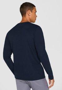 Esprit - Long sleeved top - dark blue - 2
