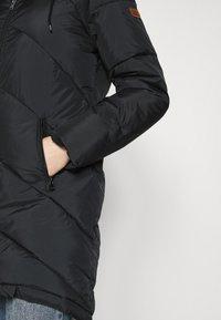 Roxy - STORM WARNING - Winter coat - anthracite - 5