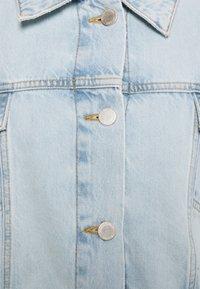 Marc O'Polo DENIM - JACKET OVERSIZED FIT CROPPED LENGTH - Veste en jean - blue - 2
