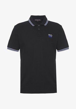 STACK  - Polo shirt - black