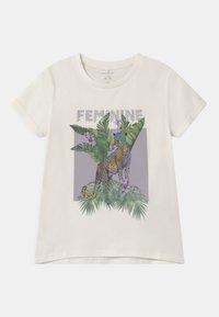 Name it - NKFDINARA  - Print T-shirt - white - 0
