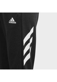 adidas Performance - XFG TRACKSUIT - Tracksuit - black - 6