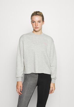 CROPPED - Sweater - grey